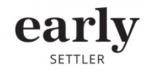 Early Settler Discount Codes & Deals 2020