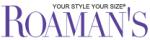 Roaman's Promo Codes & Deals 2021