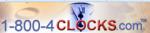 1-800-4Clocks Promo Codes & Deals 2020