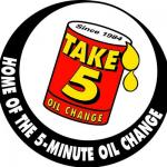 Take 5 Oil Change优惠码
