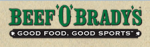 Beef 'O' Brady's Promo Codes & Deals 2021