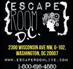 Escape Room Live DC Promo Codes & Deals 2021