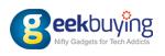 GeekBuying Promo Codes & Deals 2018