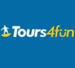 Tours4Fun Promo Codes & Deals 2018