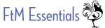 FtM Essentials Promo Codes & Deals 2021