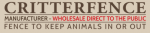 Critterfence Promo Codes & Deals 2020