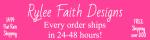 Rylee Faith Designs Promo Codes & Deals 2021