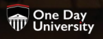 One Day University Promo Codes & Deals 2021